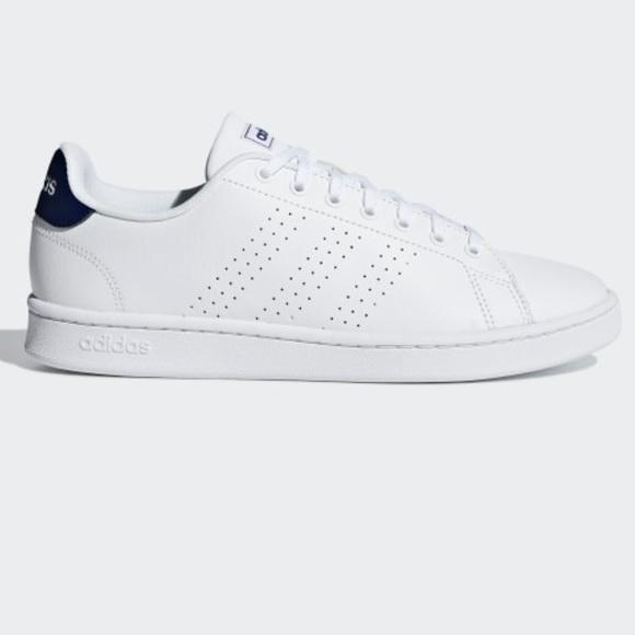 Mens Advantage Laceup Sneaker Size 9